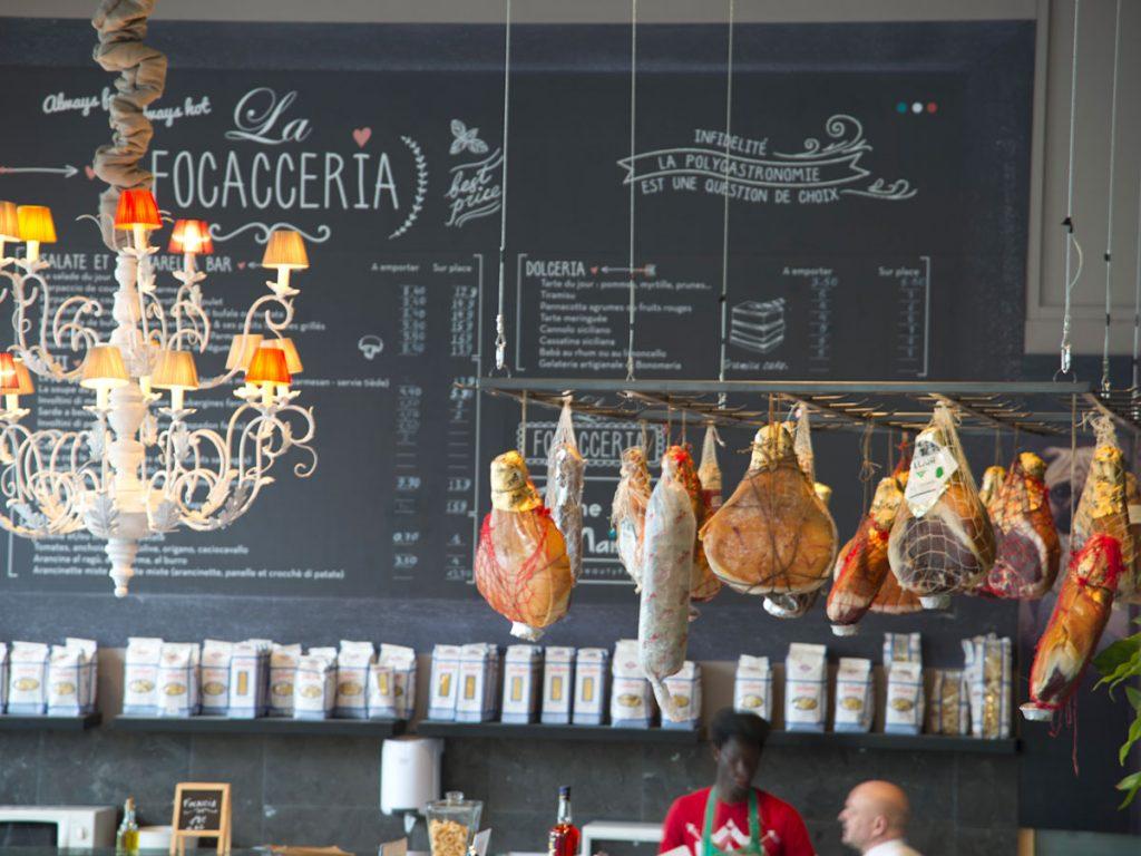 Restaurant Traiteur Italien - La Focacceria - Robin du Lac Concept Store - Luxembourg (5)