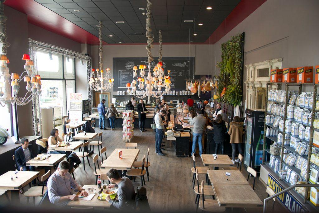 Restaurant Traiteur Italien - La Focacceria - Robin du Lac Concept Store - Luxembourg (6)