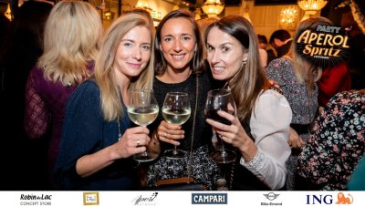 Aperol Spritz Party - 100 Years of Joy - Aperinetwork - Come à la Maison - Robin du Lac Concept Store - Luxembourg (102)