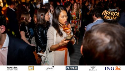 Aperol Spritz Party - 100 Years of Joy - Aperinetwork - Come à la Maison - Robin du Lac Concept Store - Luxembourg (106)