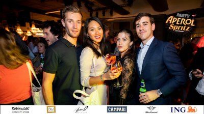 Aperol Spritz Party - 100 Years of Joy - Aperinetwork - Come à la Maison - Robin du Lac Concept Store - Luxembourg (110)