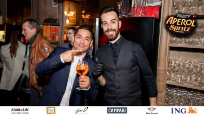 Aperol Spritz Party - 100 Years of Joy - Aperinetwork - Come à la Maison - Robin du Lac Concept Store - Luxembourg (118)