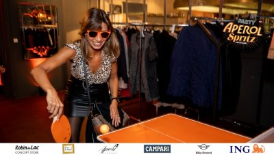 Aperol Spritz Party - 100 Years of Joy - Aperinetwork - Come à la Maison - Robin du Lac Concept Store - Luxembourg (119)