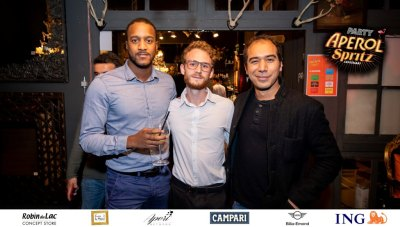 Aperol Spritz Party - 100 Years of Joy - Aperinetwork - Come à la Maison - Robin du Lac Concept Store - Luxembourg (134)