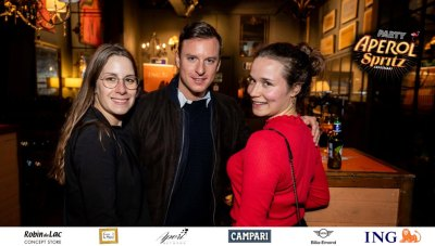 Aperol Spritz Party - 100 Years of Joy - Aperinetwork - Come à la Maison - Robin du Lac Concept Store - Luxembourg (135)