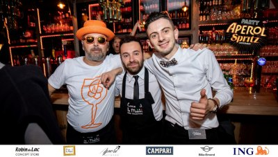 Aperol Spritz Party - 100 Years of Joy - Aperinetwork - Come à la Maison - Robin du Lac Concept Store - Luxembourg (141)