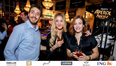 Aperol Spritz Party - 100 Years of Joy - Aperinetwork - Come à la Maison - Robin du Lac Concept Store - Luxembourg (144)