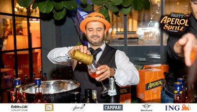 Aperol Spritz Party - 100 Years of Joy - Aperinetwork - Come à la Maison - Robin du Lac Concept Store - Luxembourg (21)