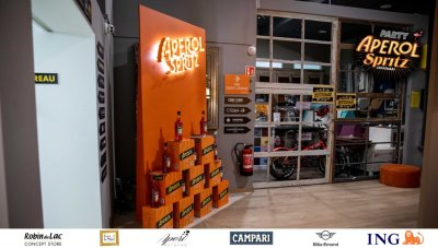 Aperol Spritz Party - 100 Years of Joy - Aperinetwork - Come à la Maison - Robin du Lac Concept Store - Luxembourg (24)