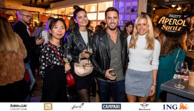 Aperol Spritz Party - 100 Years of Joy - Aperinetwork - Come à la Maison - Robin du Lac Concept Store - Luxembourg (28)