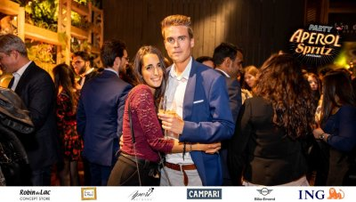 Aperol Spritz Party - 100 Years of Joy - Aperinetwork - Come à la Maison - Robin du Lac Concept Store - Luxembourg (44)