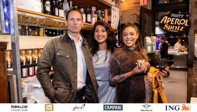 Aperol Spritz Party - 100 Years of Joy - Aperinetwork - Come à la Maison - Robin du Lac Concept Store - Luxembourg (57)