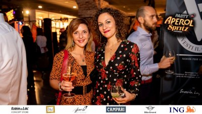 Aperol Spritz Party - 100 Years of Joy - Aperinetwork - Come à la Maison - Robin du Lac Concept Store - Luxembourg (58)