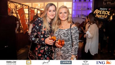 Aperol Spritz Party - 100 Years of Joy - Aperinetwork - Come à la Maison - Robin du Lac Concept Store - Luxembourg (60)