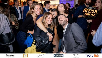 Aperol Spritz Party - 100 Years of Joy - Aperinetwork - Come à la Maison - Robin du Lac Concept Store - Luxembourg (74)
