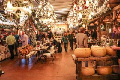 Restaurant - Come à la Montagne - Come à la Rôtisserie - Le Chalet - Robin du Lac Concept Store - Luxembourg (9)