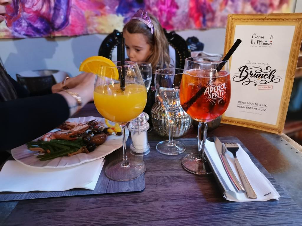 Brunch - Restaurant Come à la Maison - Robin du Lac Concept Store - Luxembourg (52)