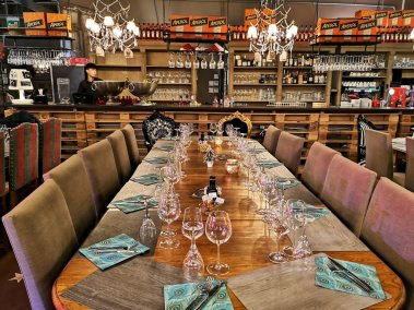Event Venue - Christmas and End Year Dinner Parties 2019 - Come à la Maison - Robin du Lac Concept Store - Luxembourg (27)