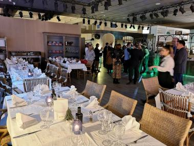 Event Venue - Christmas and End Year Dinner Parties 2019 - Come à la Maison - Robin du Lac Concept Store - Luxembourg (46)
