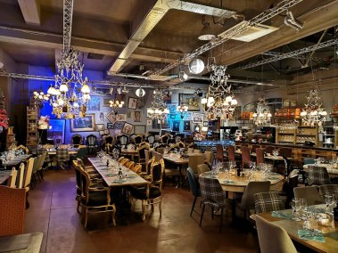 Event Venue - Christmas and End Year Dinner Parties 2019 - Come à la Maison - Robin du Lac Concept Store - Luxembourg (70)