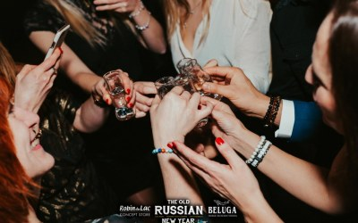 Pictures «The Old Russian New Year»
