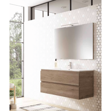 meuble salle de bain suspendu hanoi 2 ou 4 tiroirs