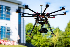 Back to School: Teaching the Next Generation about Drones