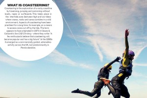 Coasteering & more around the Pembrokeshire Coast