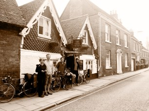 Pedal Folk in Winchester