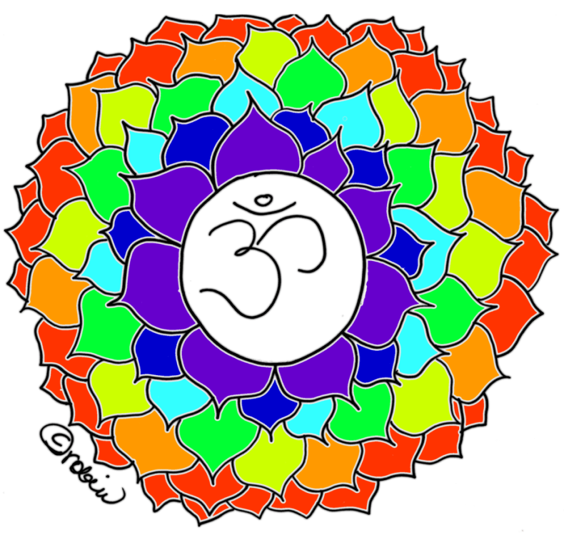 The Seventh Chakra - Everything You Wanted to Know by Robin Hallett