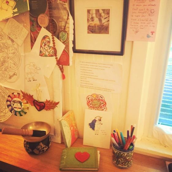 Birdies Desk