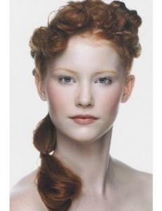 Model for Diana in Beloved