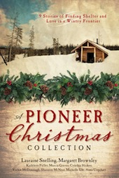 A Pioneer Christmas cover