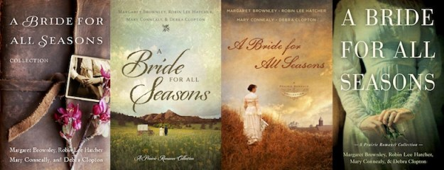 A Bride for All Seasons comps