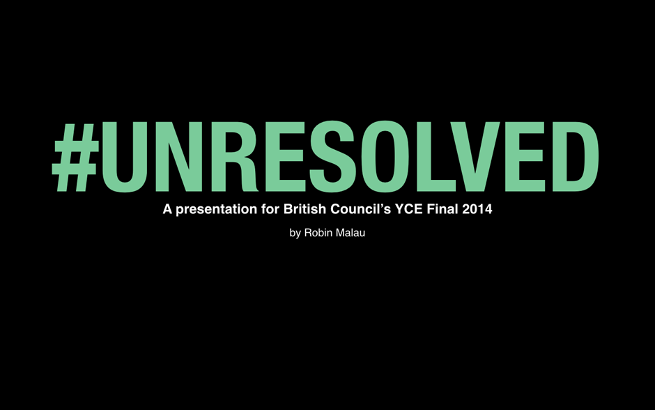 Unresolved di YCE Award