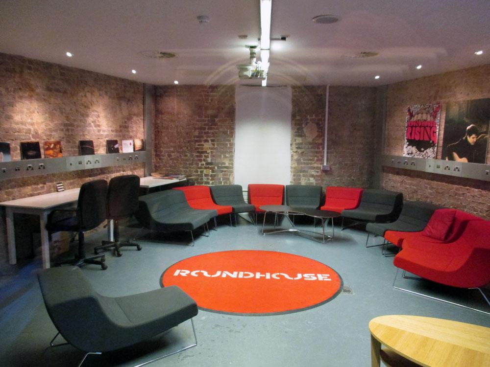 Ruangan brainstorming