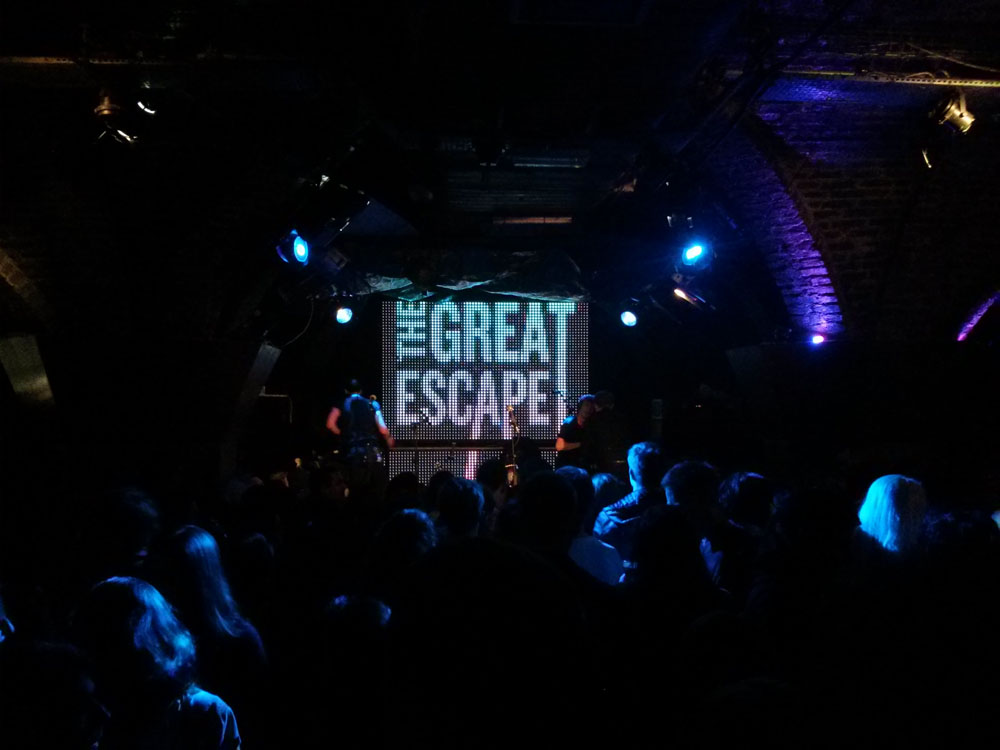 great escape cover