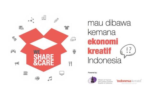Membandingkan industri musik indonesia dan inggris robin malau banner event we share care dari kemenparekraf dan indonesia kreatif ccuart Image collections
