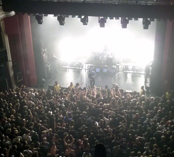 In Flames London 2014
