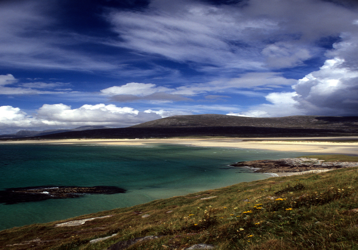 Harris - Beaches and Mountains