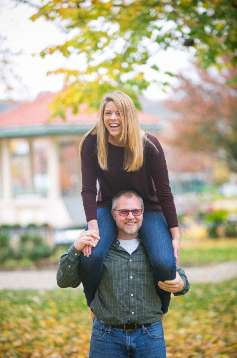 cincinnati otr engagement photographer