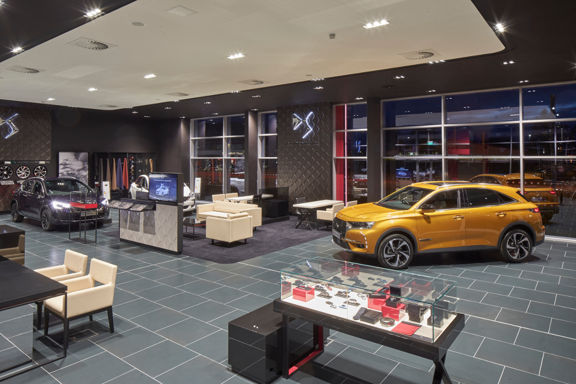 DS Store Manchester Is Now Open