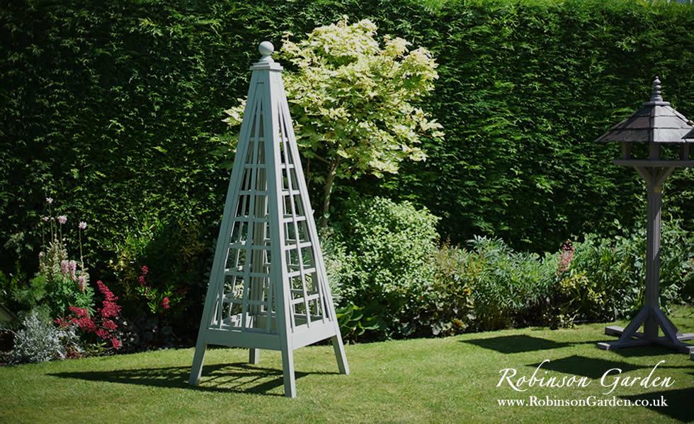 diy rocking chair kit turquoise cushions bespoke wooden garden obelisks robinson