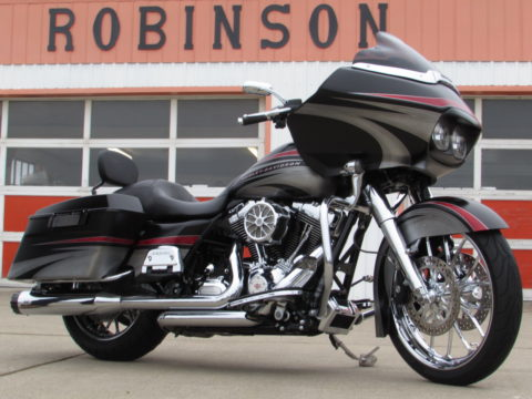 2013 Harley-Davidson Road Glide Custom FLTRX   - BX Custom - $16,000 in Spectacular Customizing
