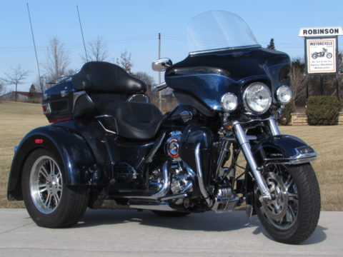 2012 Harley-Davidson Tri Glide FLHTCUTG   - Stage 1 Exhaust - $28,950 or ONLY $55 Week