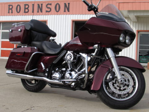 2008 Harley-Davidson Road Glide FLTR  - Quick Det Trunk - TruDual Rineharts - $7,000 in Options