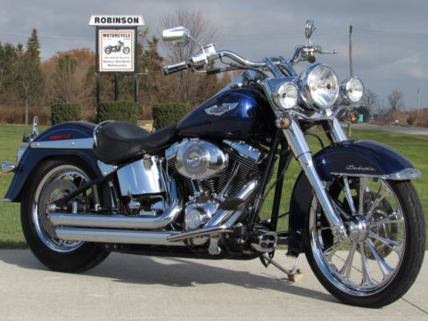 2006 Harley-Davidson Softail Deluxe FLSTN   - Over $7,000 in Customizing - $36 Week - Low Miles
