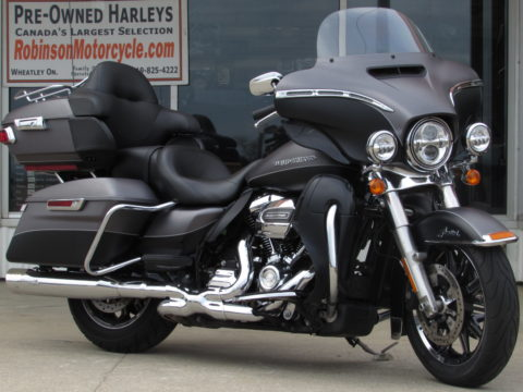 2017 Harley-Davidson FLHTK Ultra LIMITED  107 - Full Stage 1 Exhaust - ONLY $49 Week