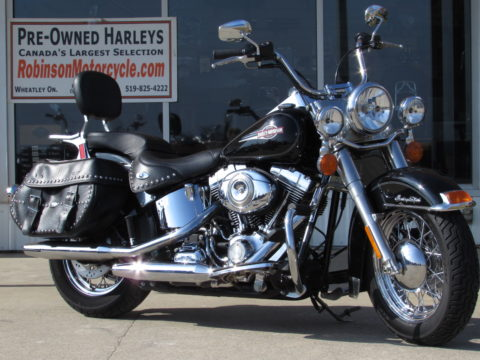 2007 Harley-Davidson Heritage Softail Classic FLSTC   - Spectacular Condition - ONLY 6,900 miles