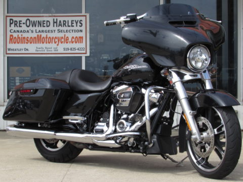 2018 Harley-Davidson Street Glide FLHX   - Full Stage 1 RC Exhaust - Mini Apes - Low 12,100 miles